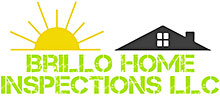 The Brillo Home Inspections logo