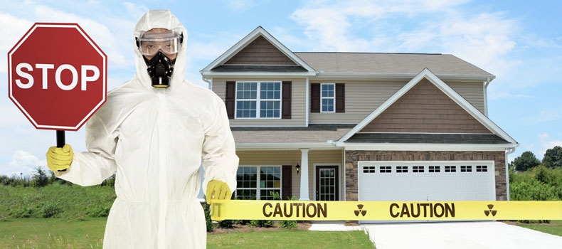 Have your home tested for radon by Brillo Home Inspections